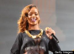 VIDEO: Rihanna Makes It Rain $8 Grand on Stripper