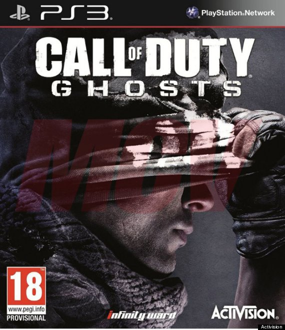 call of duty 4 ghosts