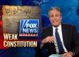 Jon Stewart: Fox News Shreds The Constitution, Would Toss Every Amendment Except Second (VIDEO)