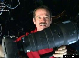 Chris Hadfield Photos