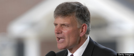 FRANKLIN GRAHAM TAX VIOLENCE