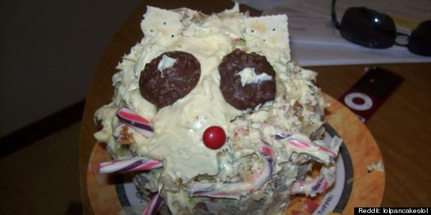 Cake Fails The Worst In Baking History Photos Huffpost
