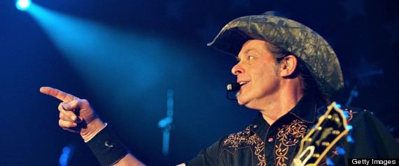 TED NUGENT PURE MICHIGAN