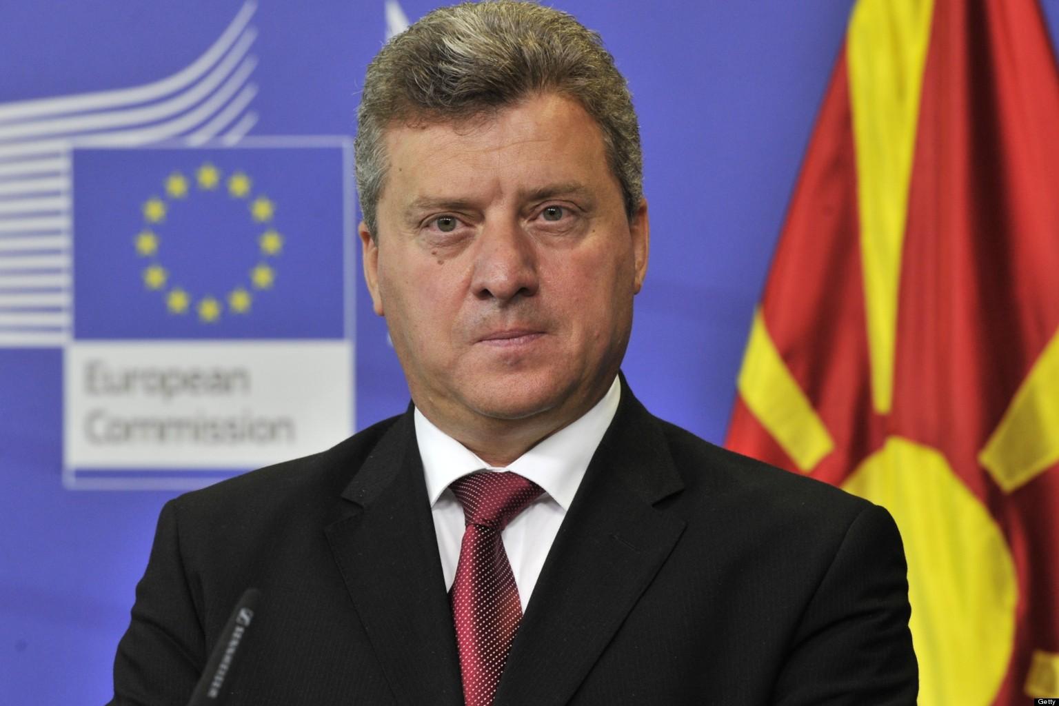 Gjorge Ivanov Gjorge Ivanov39s Canada Visit Macedonian President Goes