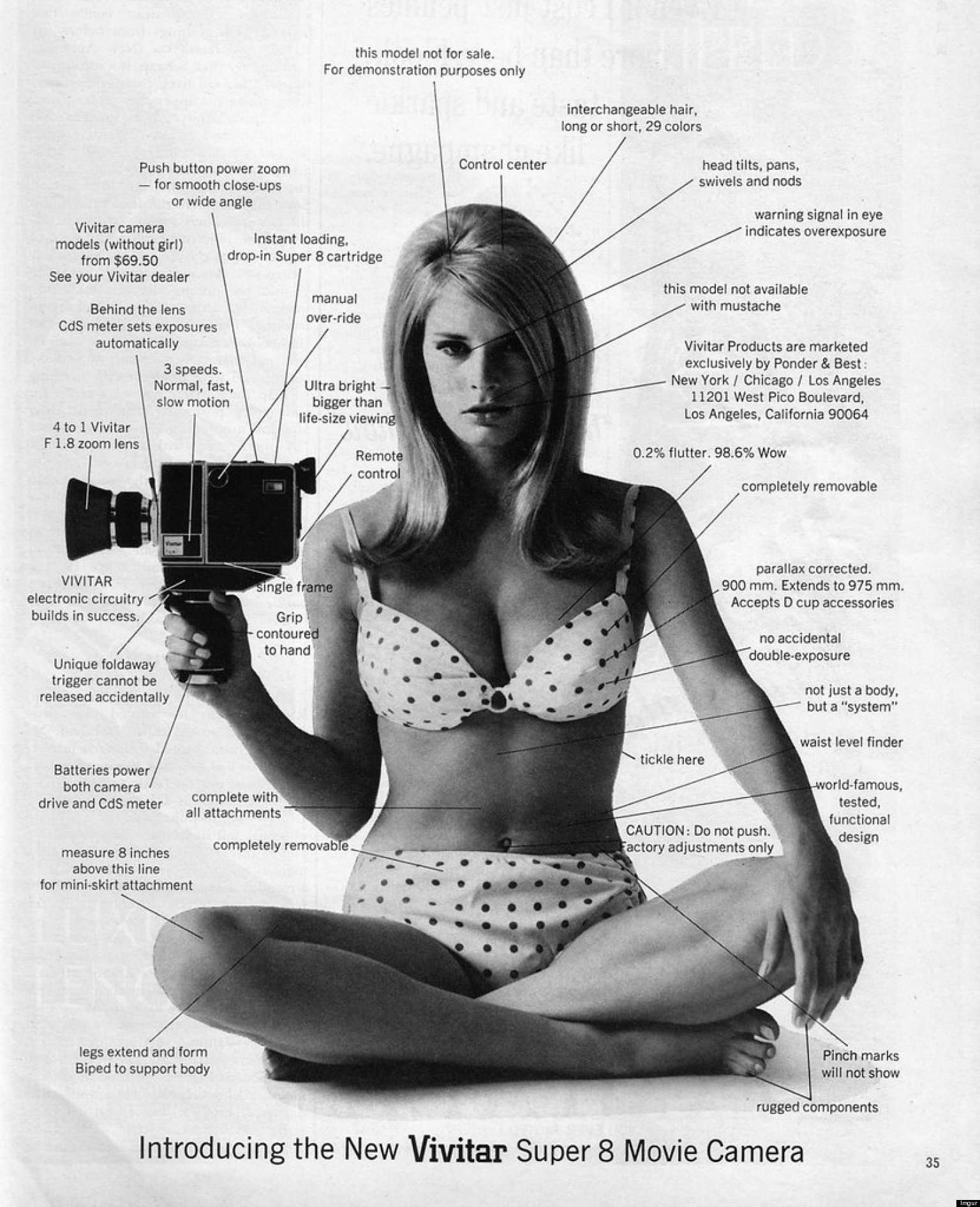 LOOK: Playboy Ads From 1967