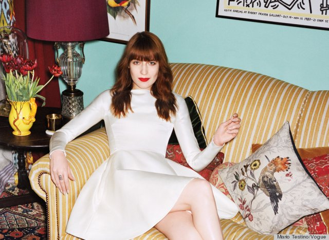 florence welch home