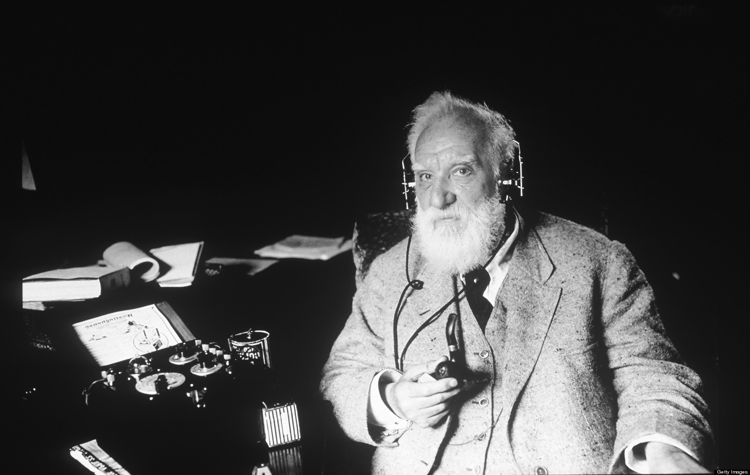 a biography of alexander graham bell Biography: alexander graham bell is most famous for his invention of the telephone he first became interested in the science of sound because both his mother and .