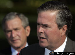 George W Bush And Jeb Bush