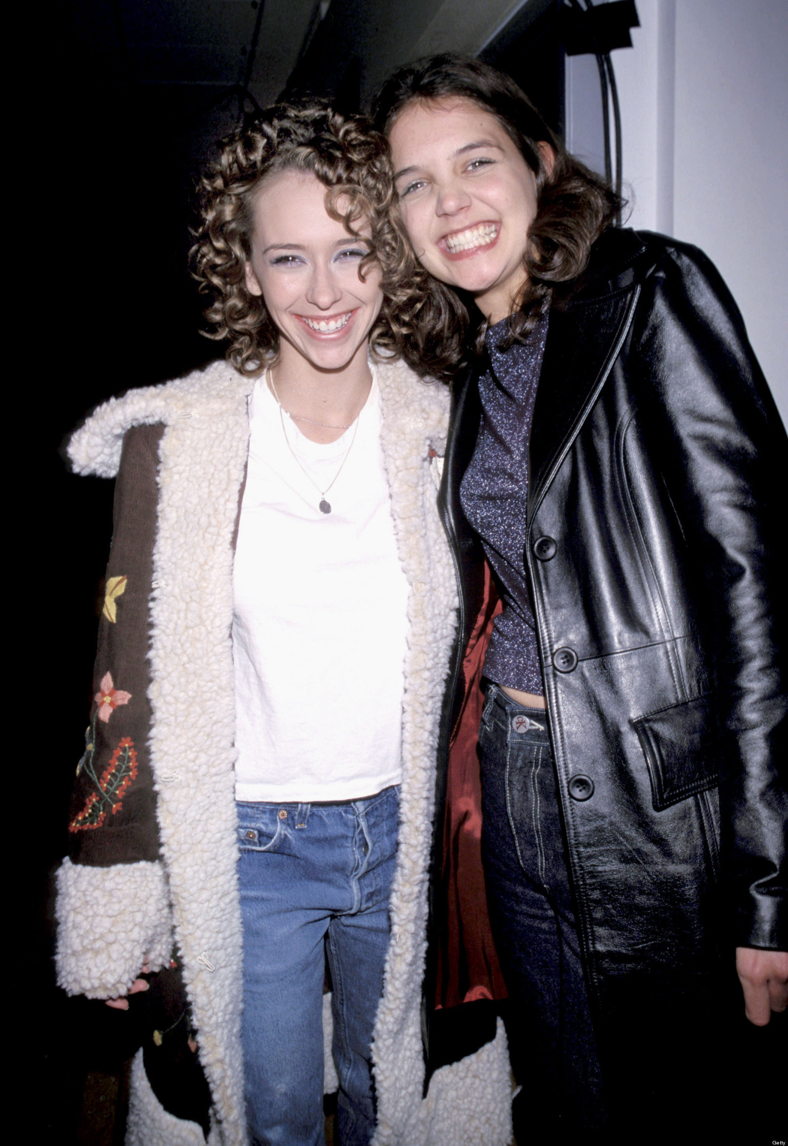 PHOTOS: Jennifer Love Hewitt Posed With A Lot Of '90s Celebrities