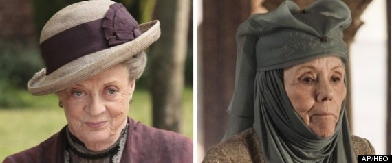 DOWAGER LADY OLEANNA