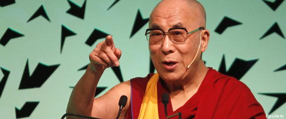 Dalai Lama Femme