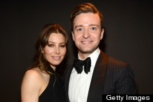 Justin Timberlake Is REALLY Loved Up