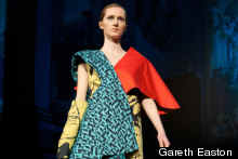 Edinburgh College of Art Show 2013: Fashion, Textiles, Performance Costume