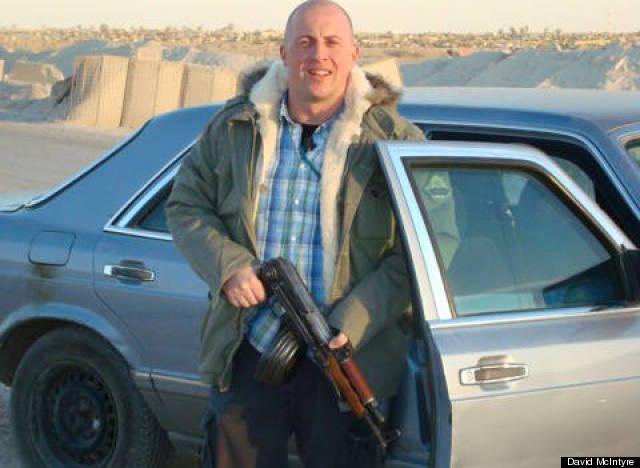 david mcintyre iraq 2008
