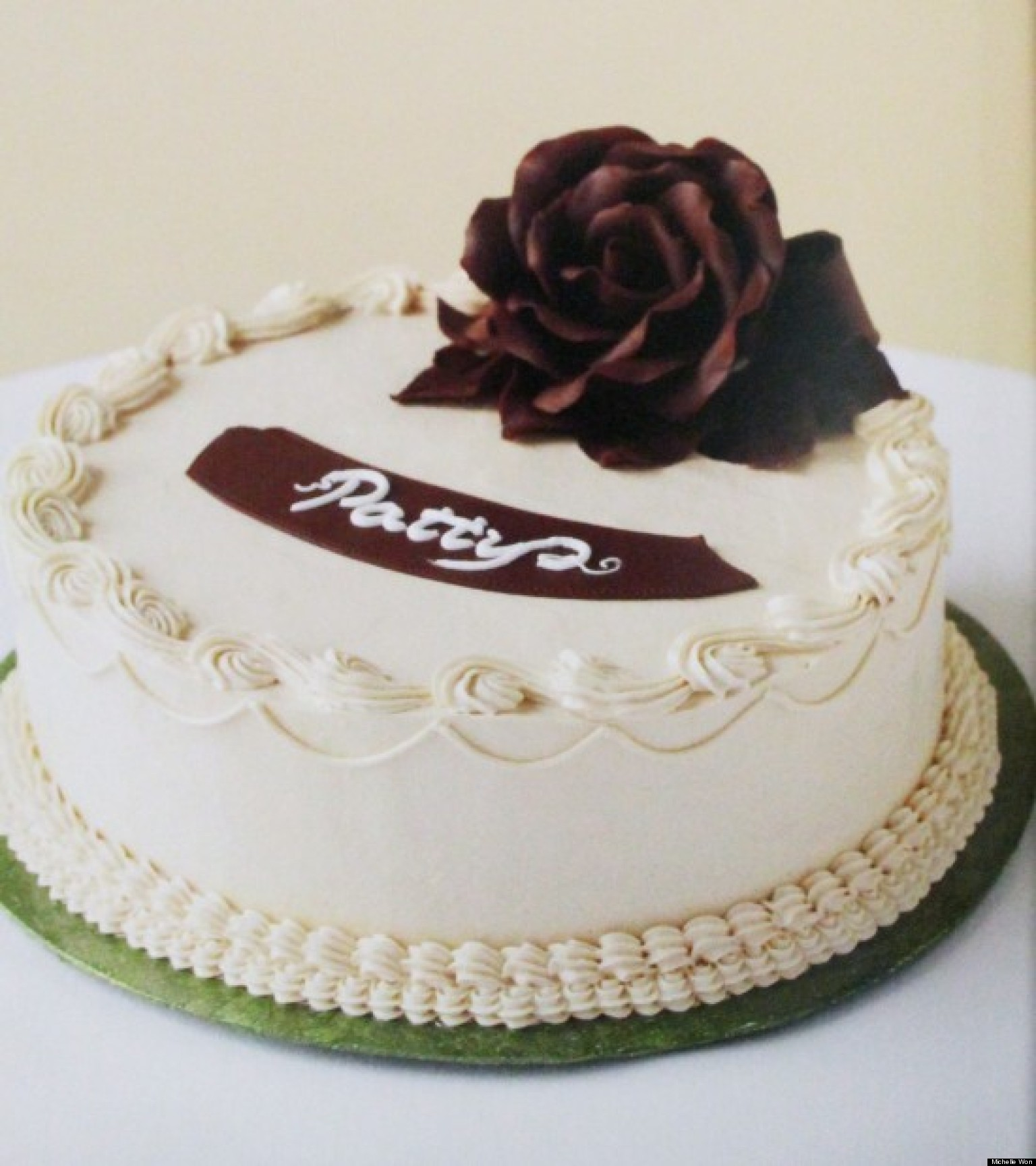 A Lesson In Cake Decorating And Recipe For Almond Paste