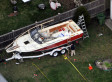 Boston Bombing Suspect Dzhokhar Tsarnaev Reportedly Unarmed When Arrested In Boat, Officials Say