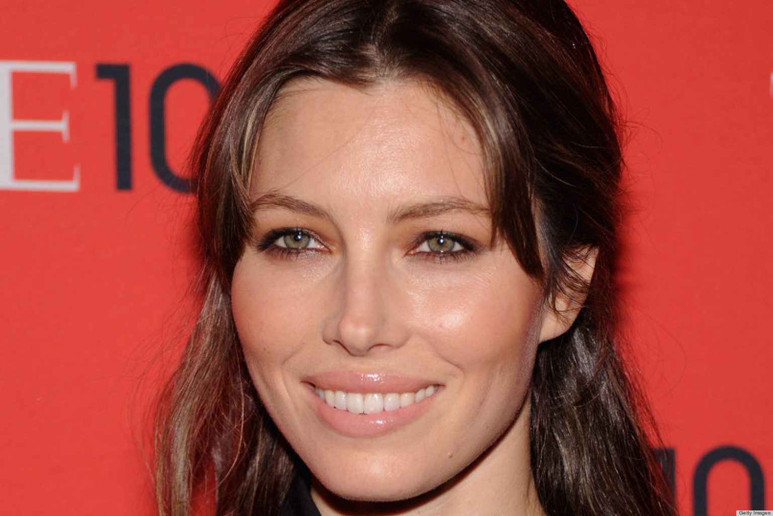 Jessica Biel S Brown Smokey Eye Is What You Should Be
