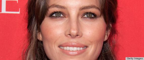 Jessica Biel S Brown Smokey Eye Is What You Should Be