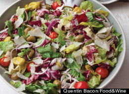 Recipe Of The Day: Italian Salad
