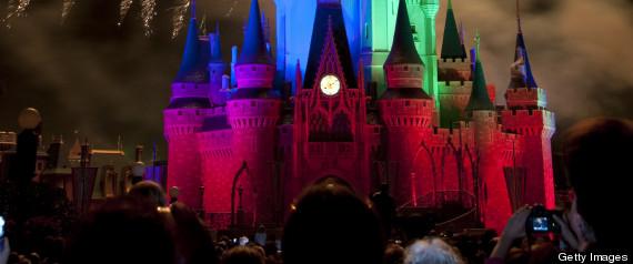 MAGIC KINGDOM NIGHT