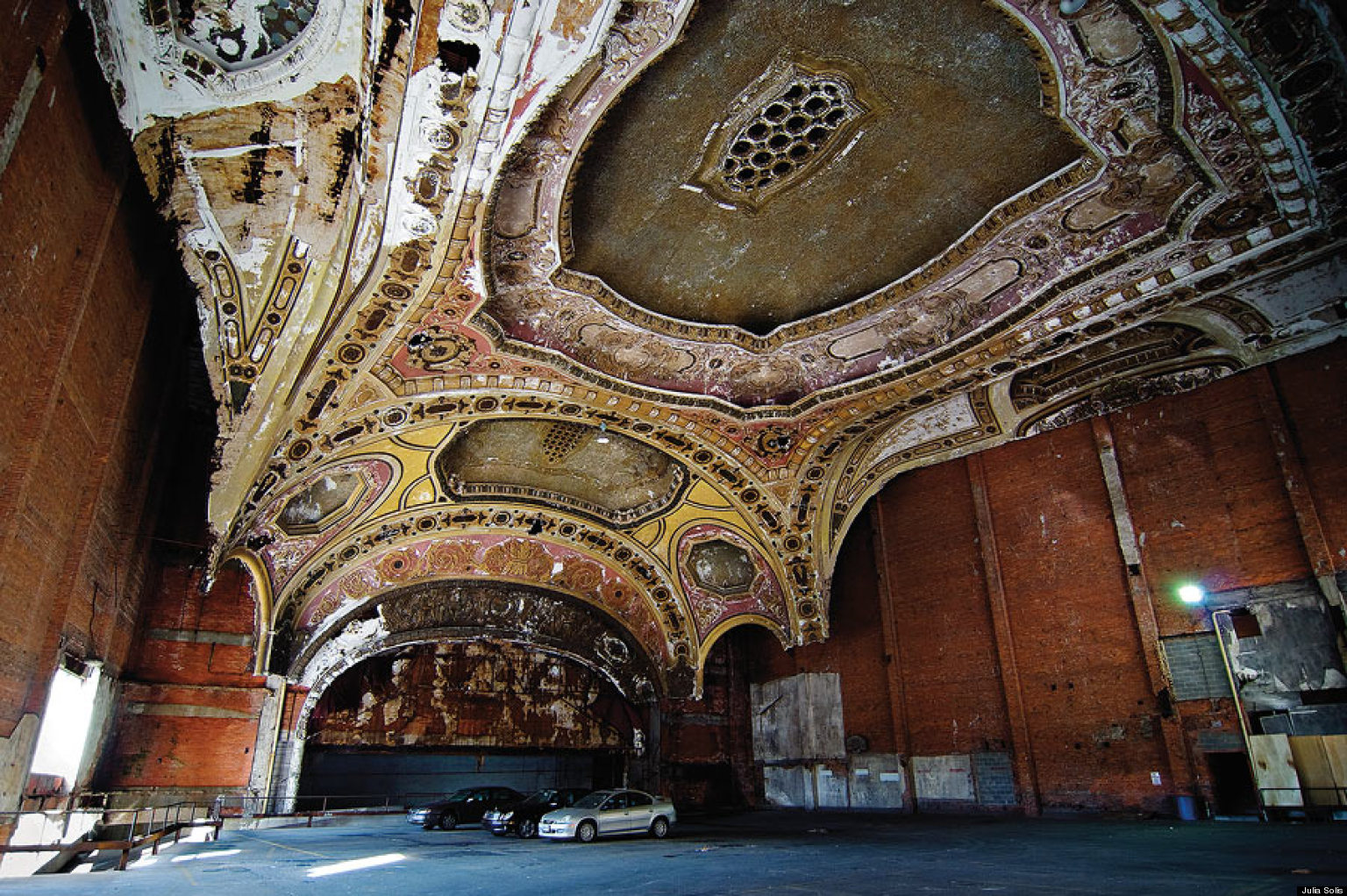 Abandoned Movie Theaters Detroit
