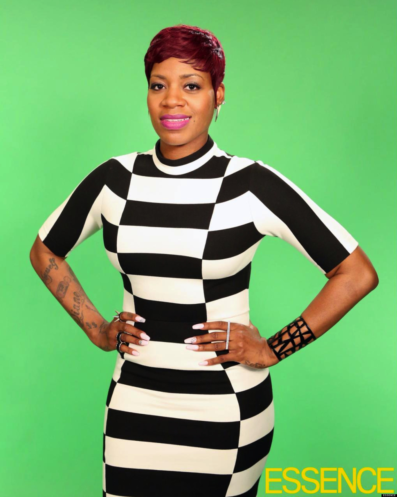 Fantasia Weight Loss After Baby