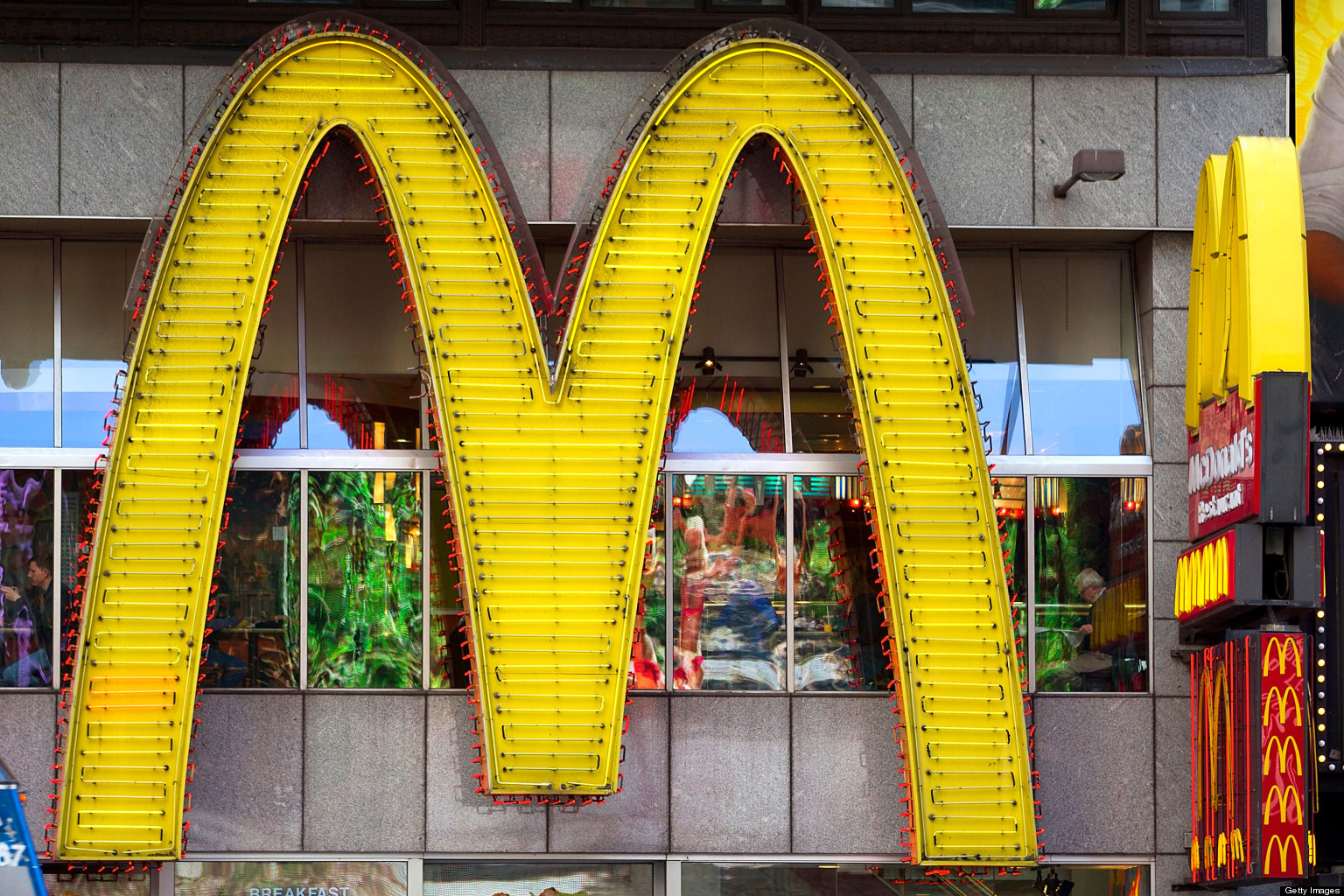 McDonald's Fined For Marketing To Children