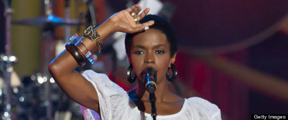 Lauryn Hill Sony