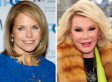 Joan Rivers Reportedly 'Furious' With Katie Couric