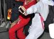 Justin Bieber Dances Out Of Hotel In Onesie (PHOTO)