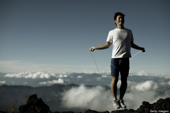 jump roping