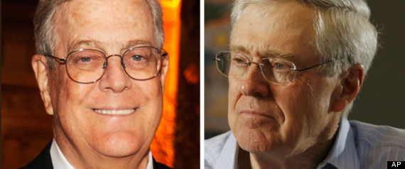 KOCH BROTHERS GROUP