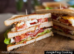 Beyond Turkey: Incredible Club Sandwiches