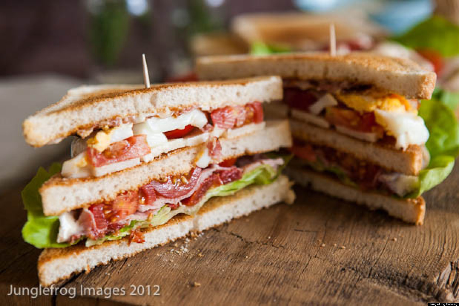 Club Sandwich Recipes: Turkey Is Amazing, But We Want More Variety ...