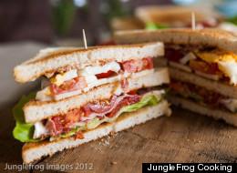Beyond Turkey: Incredible Club Sandwiches