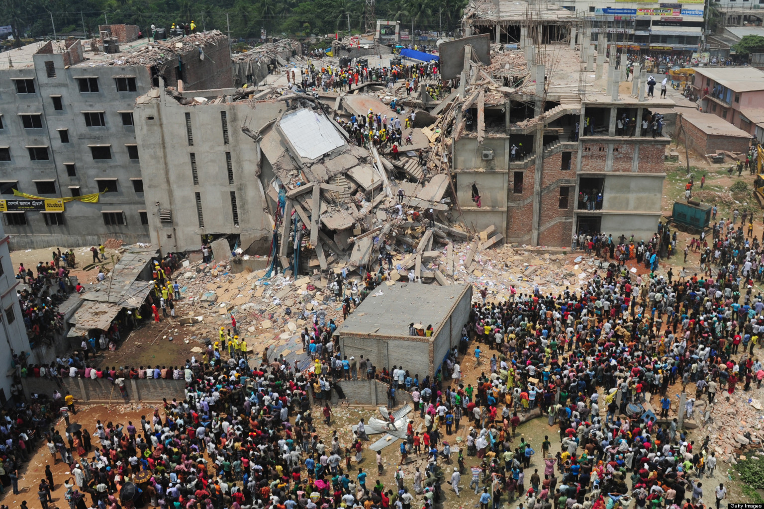 Disaster in Bangladesh: The Collapse of the Rana Plaza Building Harvard Case Solution & Analysis