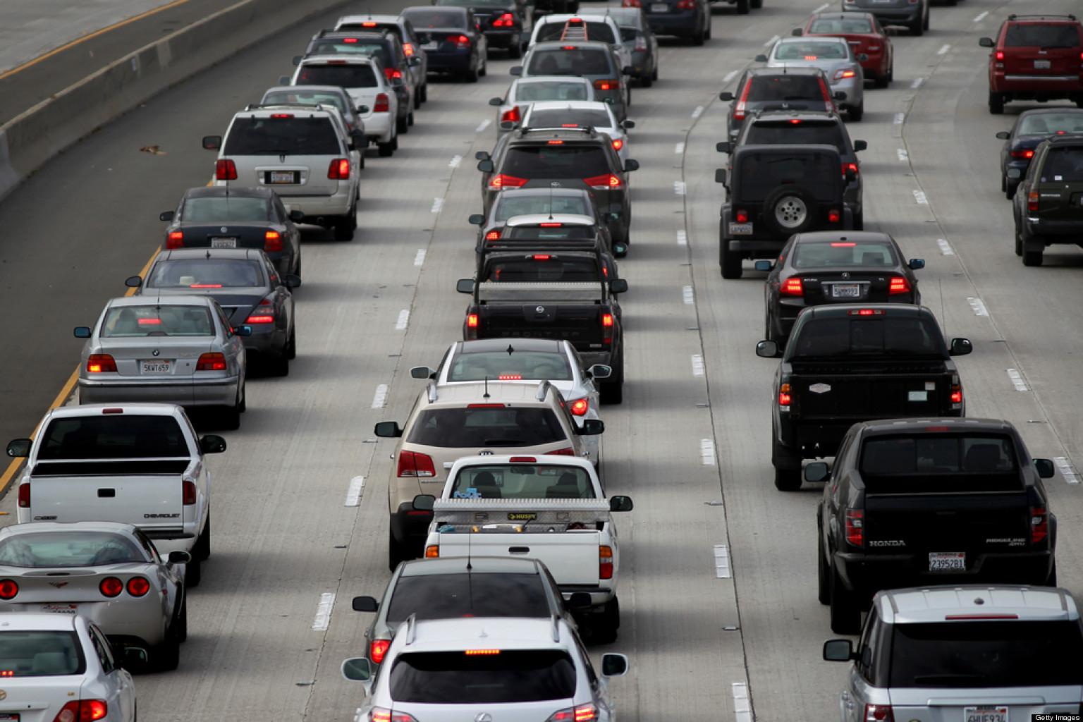 WATCH: A Majority Of U.S. Transit Is Still Reliant On Oil