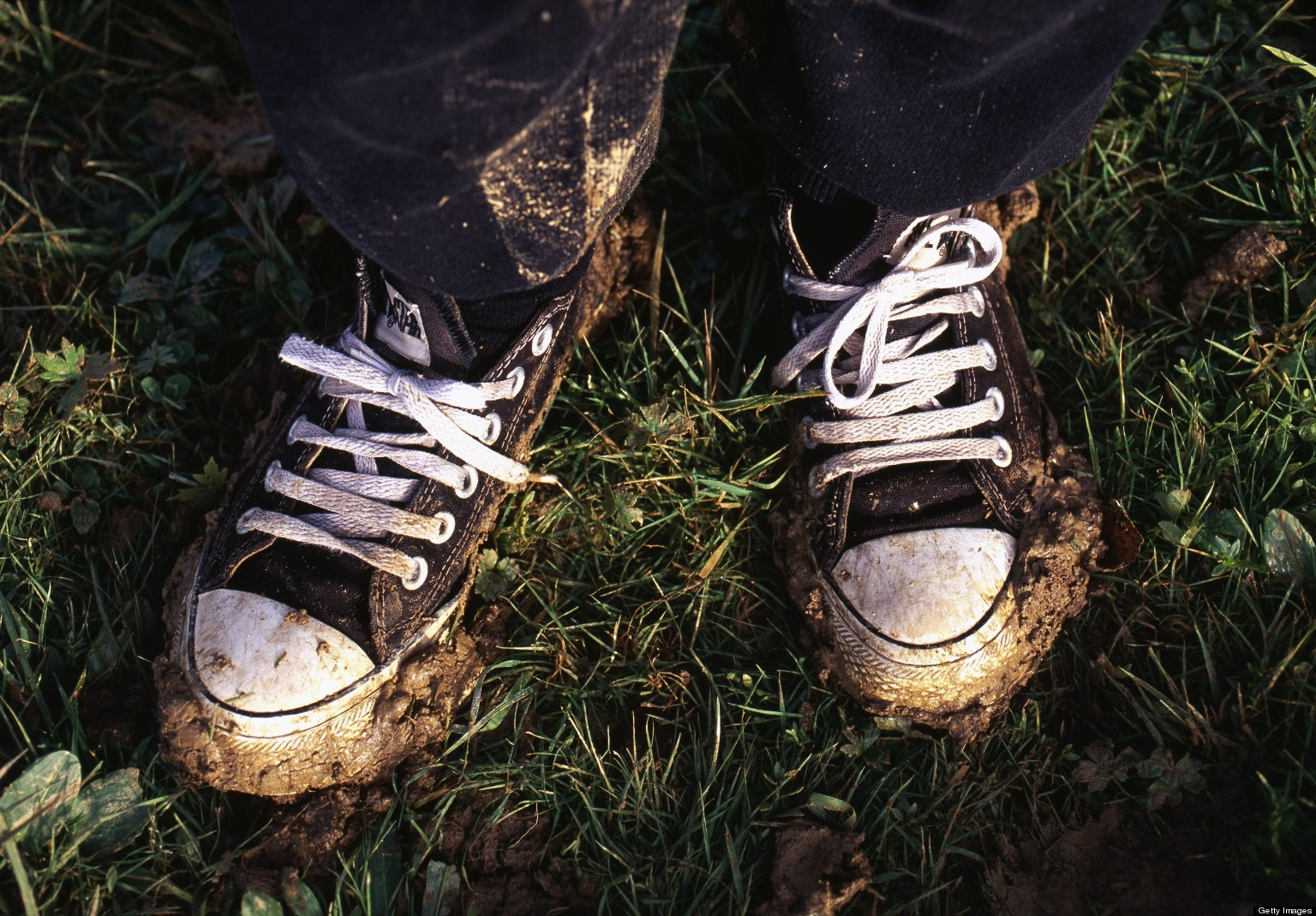 Mud : The Coming of Age of the Knight in Shining Armor