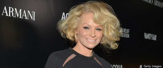 Pamela Anderson Surprises In Short Bob Hairdo At Armani Event (PHOTO)