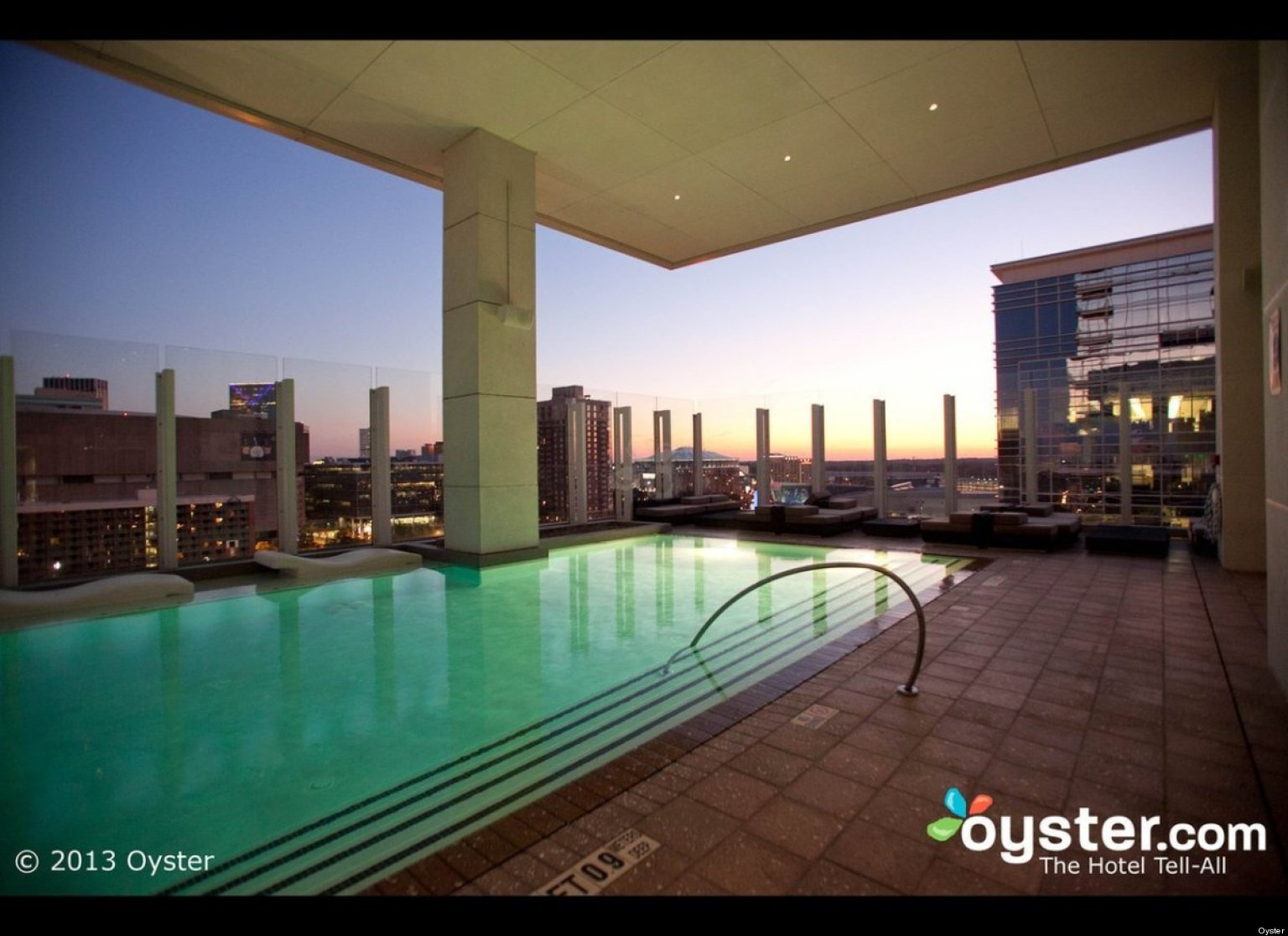 12 Best Urban Rooftop Pools Oyster