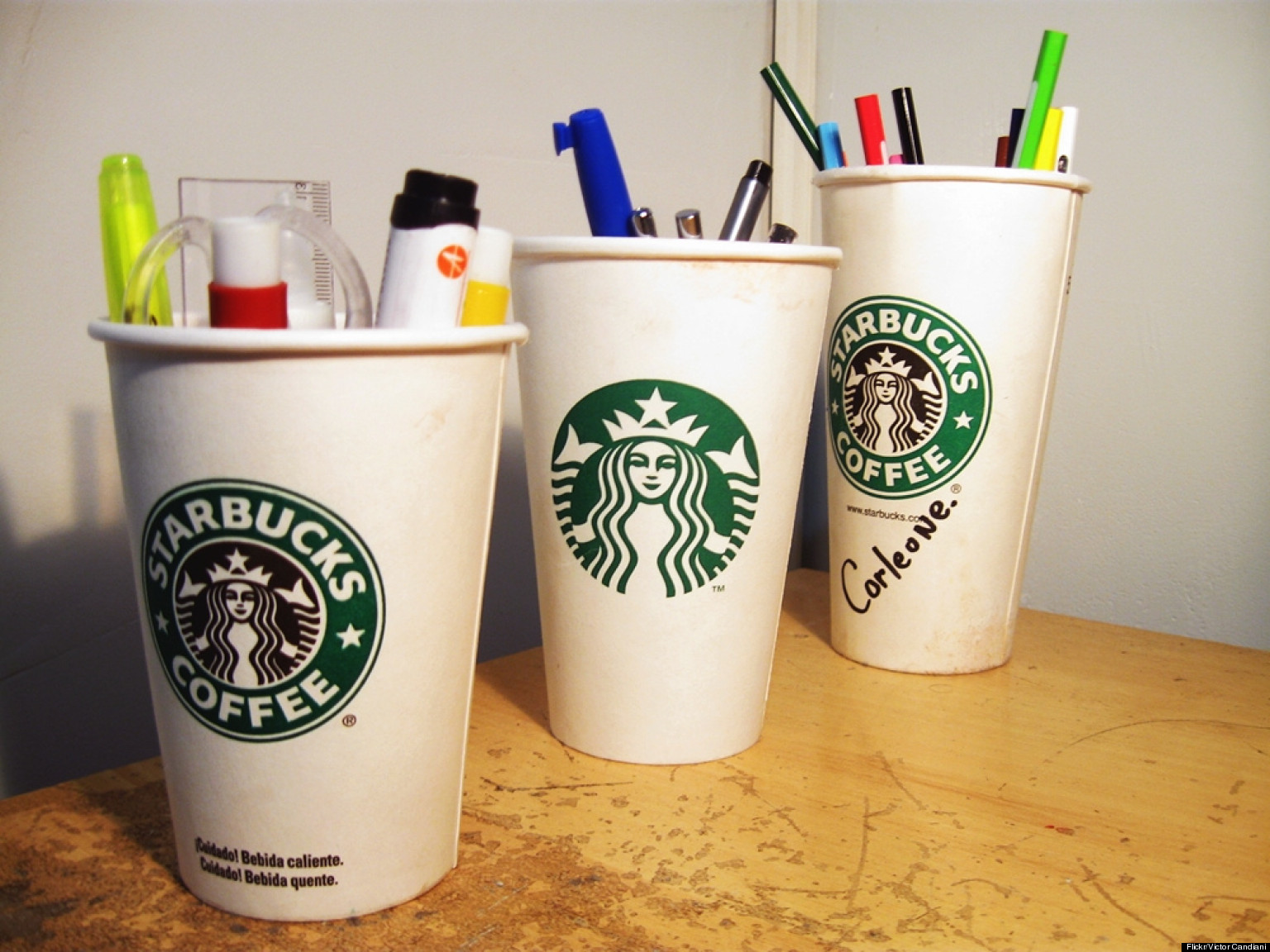 Reuse paper cups how you can cut down on waste and for Waste things uses
