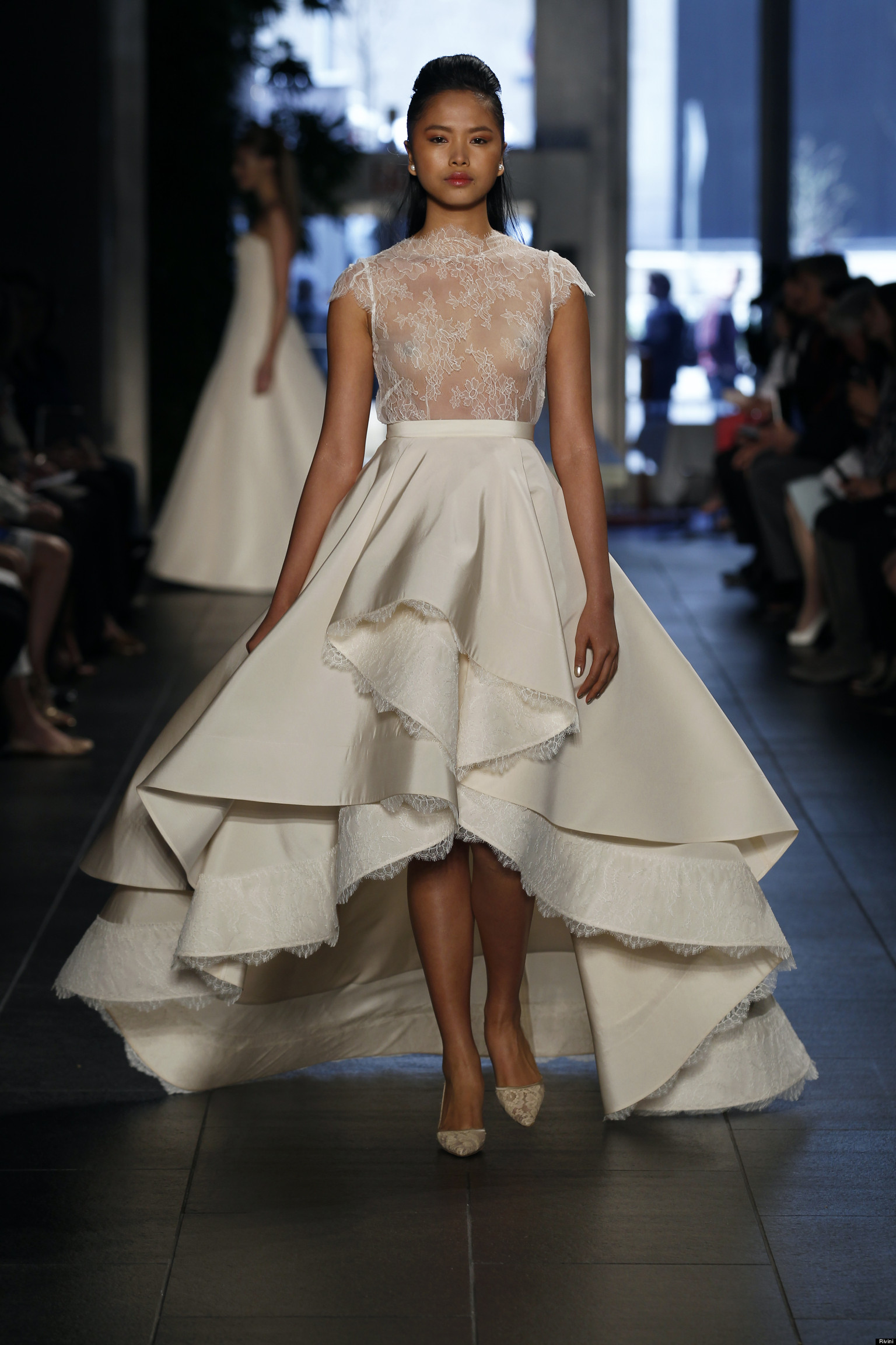 y Wedding Dresses From Designers Spring Summer 2014