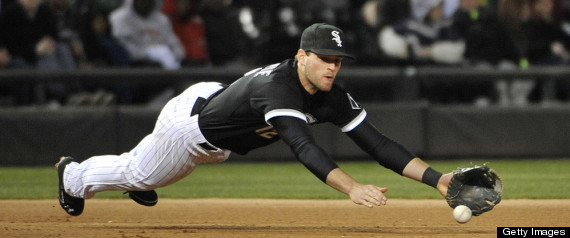 WHITE SOX POWER PAST RAYS