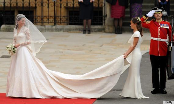 Pippa Middleton FINALLY Addresses Her Hip Hugging Royal Wedding Dress