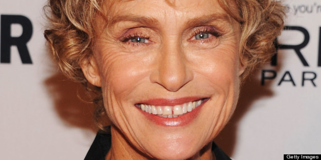 lauren hutton fashion icon