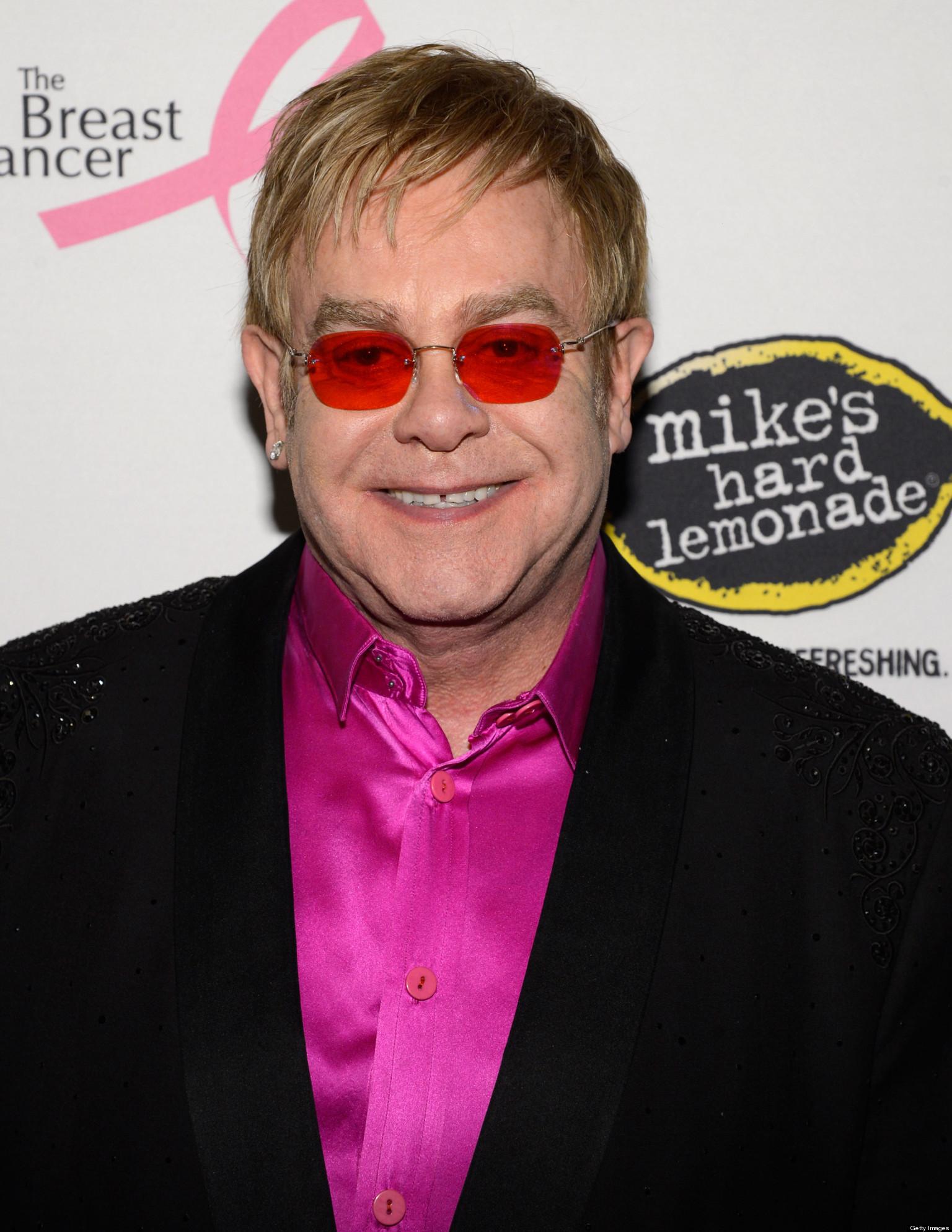 The Elton John-Madonna...