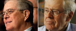 KOCH BROTHERS SPLASH