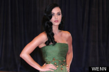Katy Perry Is A Goddess In Green At White House Dinner