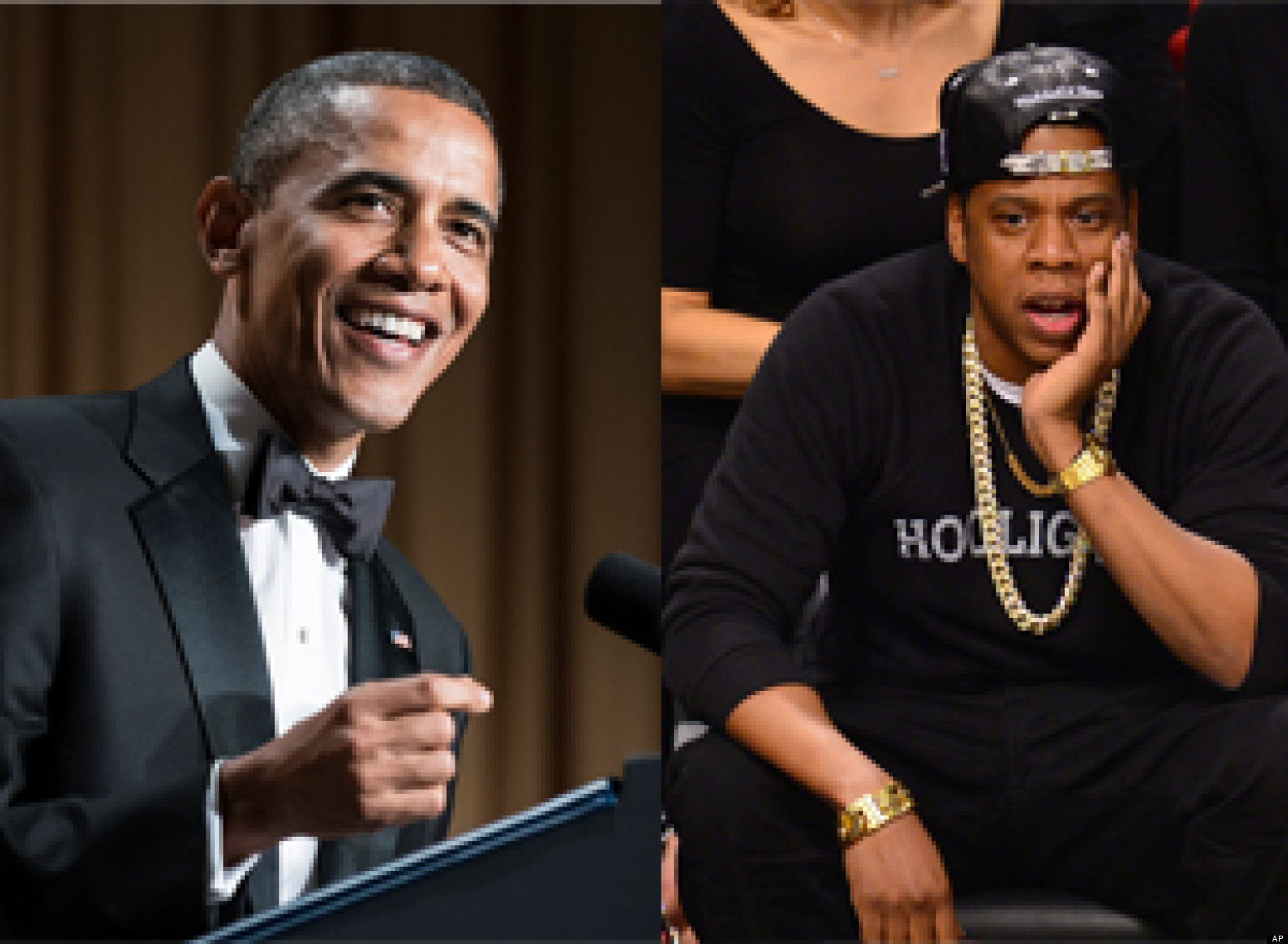 Obama's '99 Problems' Include Jay-Z