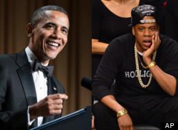Obama's '99 Problems' Include Jay-Z
